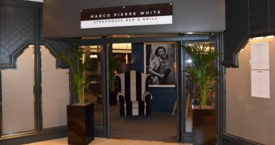 A Groupon Deal At Marco Pierre White Steakhouse, Sheffield