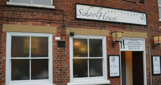 A Pre-Lockdown Visit To The Schoolhouse Restaurant In South Normanton