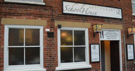 A Takeaway Sunday Lunch From The Schoolhouse, South Normanton