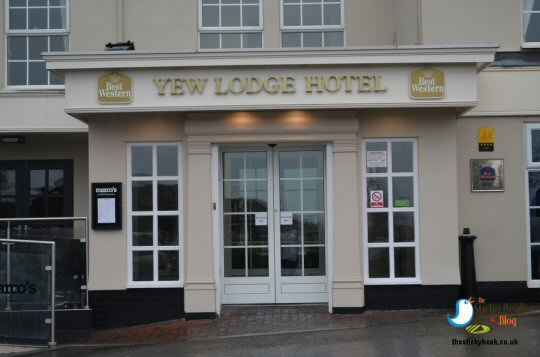 Overnight Stay At The Yew Lodge Hotel, Kegworth