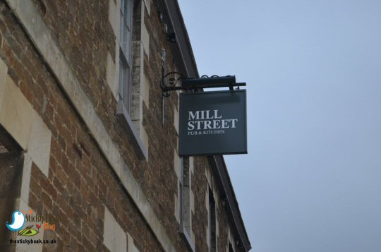 Overnight Stay At The Mill Street Pub & Kitchens, Oakham