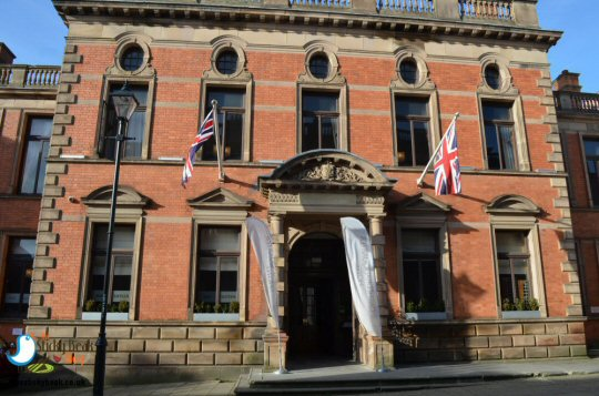 Overnight Stay At Derby's Cathedral Quarter Hotel