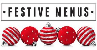 Festive Menus On The Sticky Beak Blog