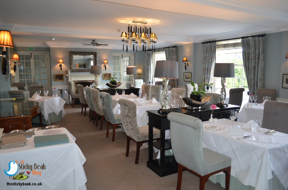 kitchen table experience at the cavendish hotel baslow