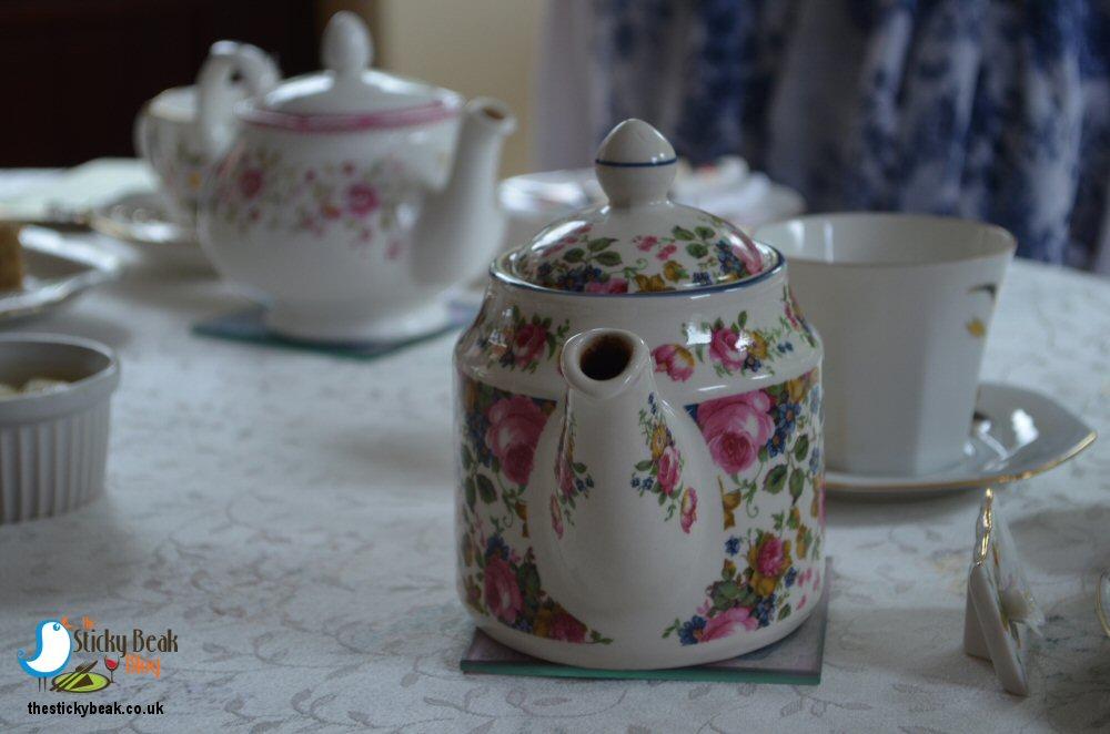Secret Tea Room Derbyshire