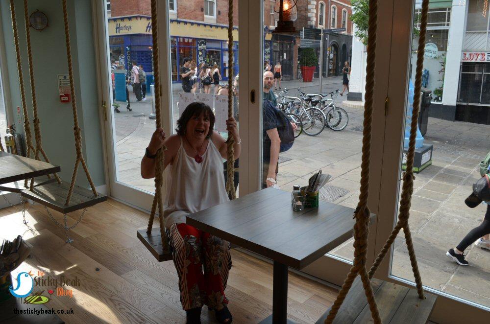 Indian Street Food At Nottingham S Newest Restaurant Mowgli