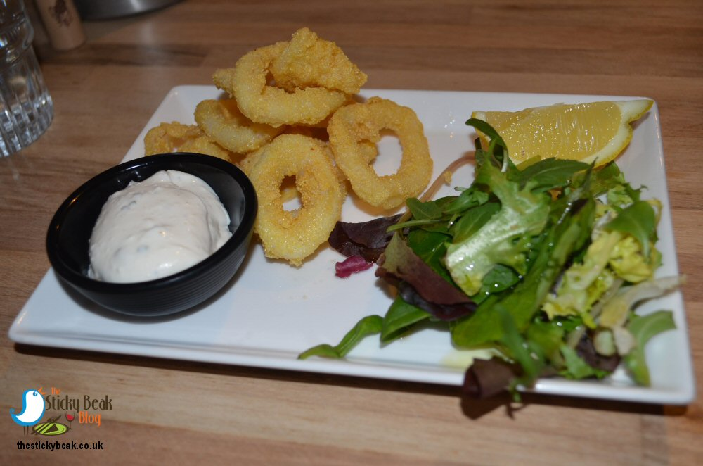 Dinner at cucina italian restaurant in derby review on the sticky