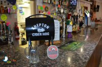 The Cider Hog At Blueys Aussie Steakhouse, Alfreton
