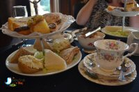 Afternoon Tea At Alfreton Hall