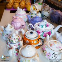 Afternoon Tea At Rachaels Secret Tea Room, Belper