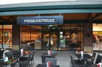 Dinner At Pizza Express at The East Midland Designer Outlet