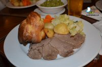 Sunday Lunch At The Riverside, Morpeth