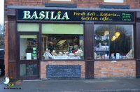 Breakfast At Basilia in Langley Mill