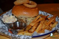 Rock & Roll Burgers At The Rutland In Chesterfield
