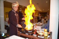 Dinner At Mewar Haveli Indian near Nottingham