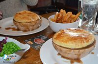Pie Night At The Tiger Inn, Turnditch