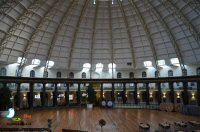 Dinner At The Devonshire Dome in Buxton