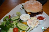 Dinner At The Carnarvon Country Pub, Teversal