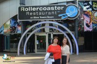 The Rollercoaster Restaurant At Alton Towers