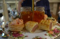High Tea At Lisa Jean @ Bennetts, Derby