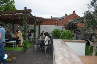 Roof Terrace Re-opening At Pitcher & Piano, Derby