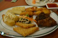 The All You Can Eat Buffet At O-Tokuda, Chesterfield