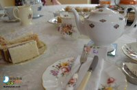 Afternoon Tea At Rachaels Secret Tea Rooms