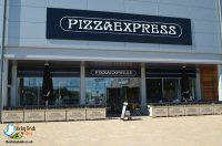 Lunch At Pizza Express, Dalton Park