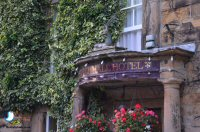 Dinner At The Old Hall Hotel, Buxton