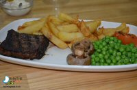 Dinner At Blueys Aussie Steakhouse, Alfreton