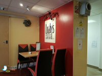 Lunch At Loubys, Alfreton