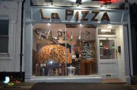 Dinner At La Pizza, Derby