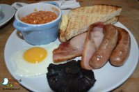 Breakfast At Hackwood Farm, Radbourne