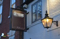 Dinner At The Greyhound Pub in Derby