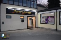Dinner At The Recently Opened Curry Lounge, Somercotes