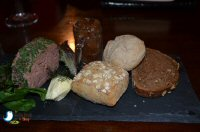 Dinner At The Red Lion Inn, Birchover