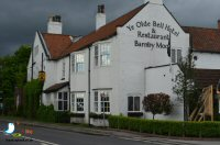 Dinner At 1650 Restaurant, Ye Olde Bell, Barnby Moor