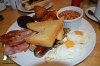 Breakfast At Cafe G, Belper