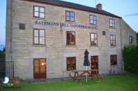 Dinner At The Batemans Mill Hotel, Old Tupton