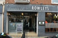 Food Returns To Rowley's Gin Bar & Wine Cellar In Derby