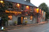Tapas For Two At The Bridge Inn, Calver