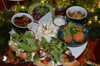 Trying Out The Festive Menu At The Cosy Club, Derby