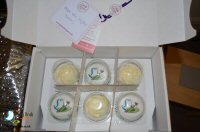 Cupcakes In The Post From Pink Aubergine Cupcakes