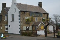 A New Years Day Lunch At The Barley Mow, Wingerworth