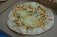 A Pizza Night Takeaway From The Loaf In Crich