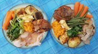 A Hot Roast Dinner Delivered By Ring A Roast In Belper