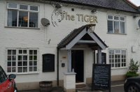 Our First Post-Lockdown Dinner at The Tiger Inn, Turnditch, Belper