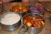 A Family Dinner At Mowgli Street Food, Sheffield