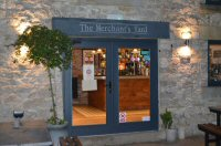 A Post Lockdown Dinner At The Merchant's Yard in Tideswell