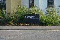 Out For Dinner At Seven Restaurant and Cafe Bar in Derby